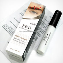 High quality strong effect FEG eyebrow growth serum eyebrow extend enhancer