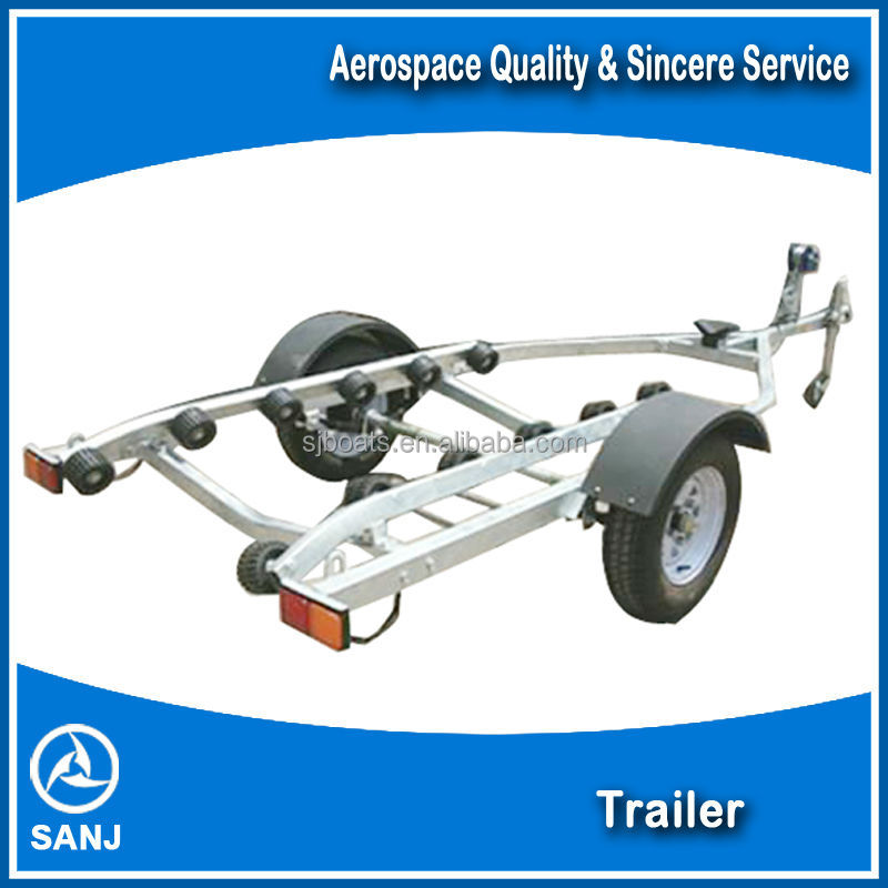 Good Quality China Boat Trailer