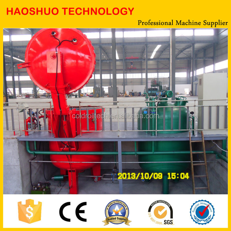 Transformer Vacuum Pressure Impregnation Machinery for Electrical Products