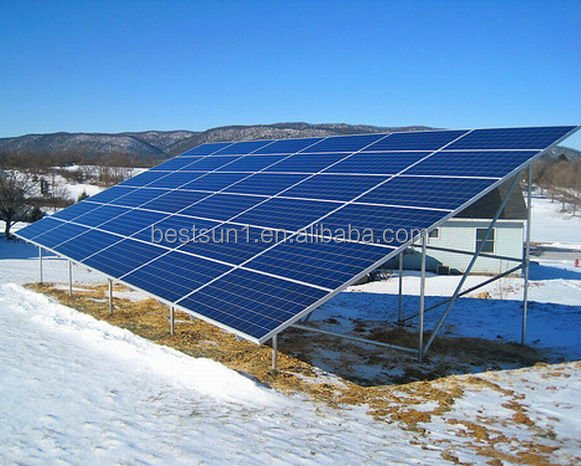 10KW solar home system for household it can supply all parts take TV,light , computer , fridge, Air-conditioning