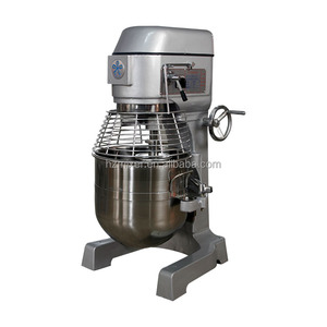 stable quality vacuum cake planetary mixer