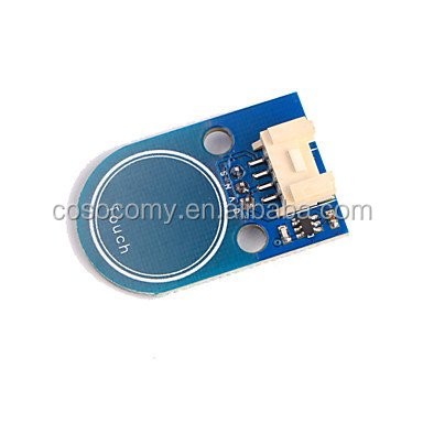 Touch Switch Module Double Sided Touch Sensor TouchPad 4p/3p Interface