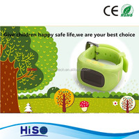 Hiso 100% factory produce for whole world selling GPS Kid's Smart Watch Q50 small size mobile phones