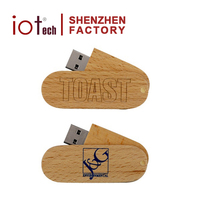Wholesale Alibaba Twister Usb Wood Flash Drive Flash Fast Delivery With Low Price