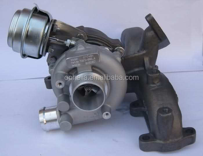 Turbocharger turbo GT1749V 454232 713672 For AUDI A3 GOLF BORA JETTA TDI 1.9L 110HP 713672-0005 7136720005