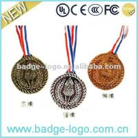 Souvenir Free Sample Chocolate Medals Made by Metal