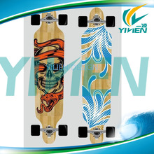 New Design Graphic Maple skateboard deck, Chinese Maple / Canadian Maple Long Board