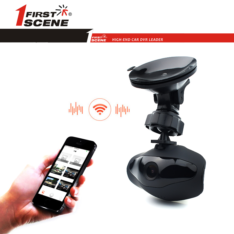 Firstscene Y1 Car DVR 1.5inch Screen Novatek 96658 Chipset Sony Sensor Superior WIFI Car Camera