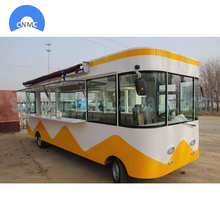 Customized Electric Mobile Fast Food Cart for Sale