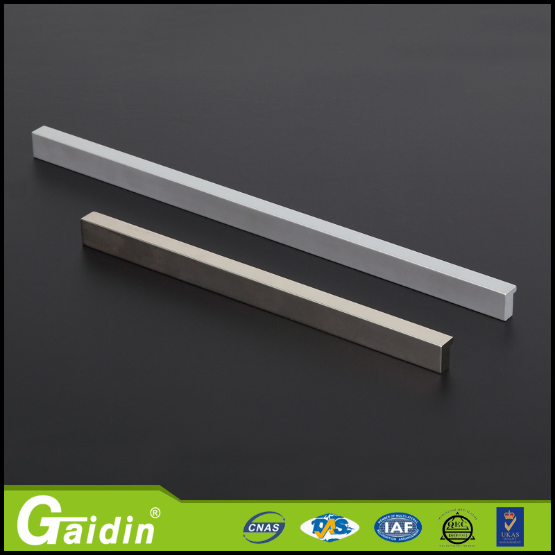 Custom manufacturer aluminum oil rubbed bronze furniture cabinet door drawer pull handle