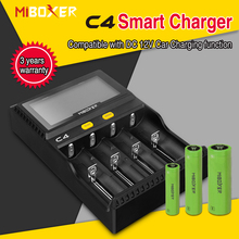 Multi Pin Charger, 3.7v Li ion battery charger for toy car, Miboxer C4