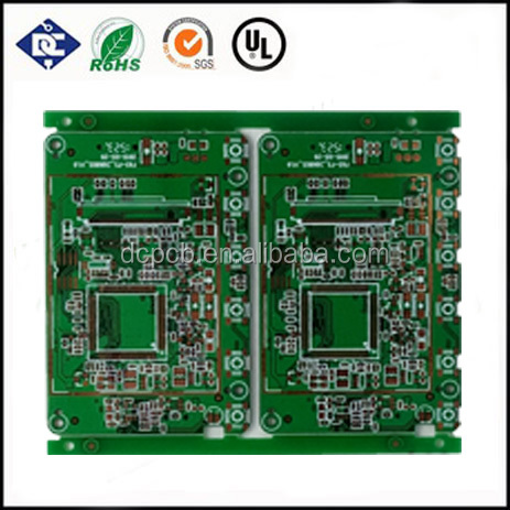 2 layers OEM FR-4 pcb ,split air conditioner pcb controller