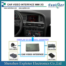 MMI-2G Allroad Video-interface For AUDI A6/ A8/ Q7 (before-2010)