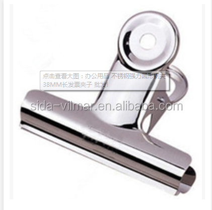 Promotional Eco Friendly metal Large Size binder Clips