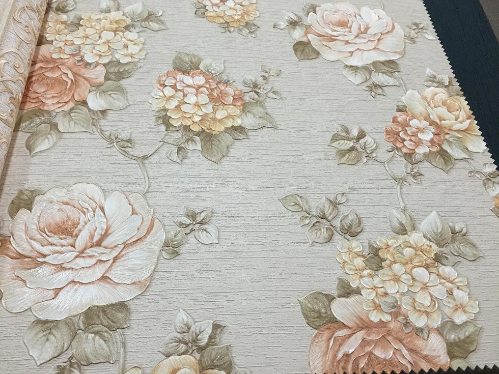 vinyl wallpaper waterproof wallpaper for bathrooms wall base paper wall covering