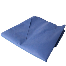 Hospital sterile disposable isolation gowns