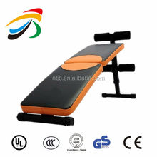 gym fitness equipment exercise sit up bench