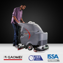 Automatic GM70BT floor scrubbing pavement road cleaning machine