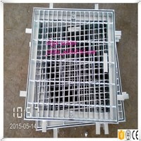 top grating cover