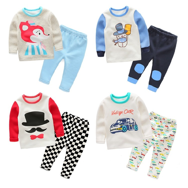 Baby Clothing Wholesale Kids Babies Girl Pajamas Clothes Set To Karachi
