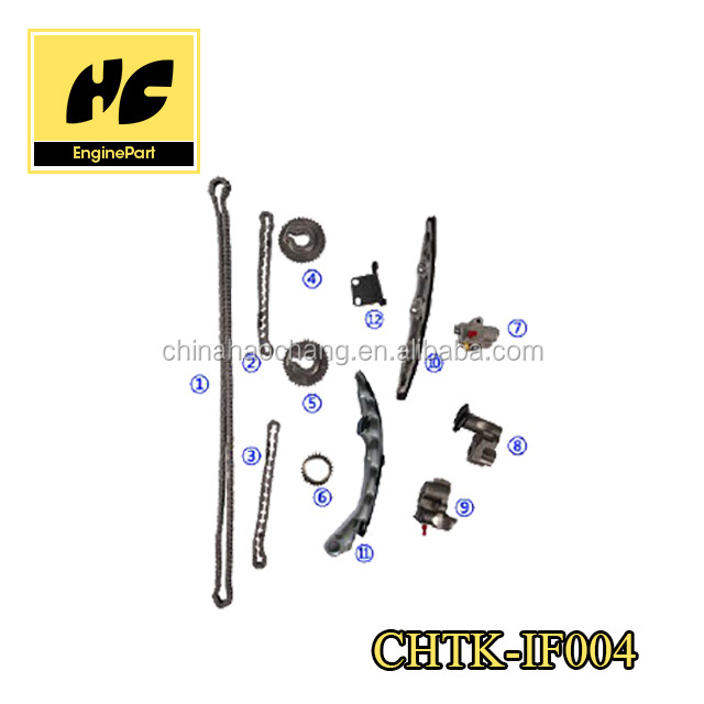 Timing chain kit used for Infiniti FX35 2003-07