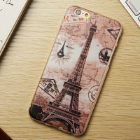 Custom Design For iPhone 6 Phone Case Sublimation Printing