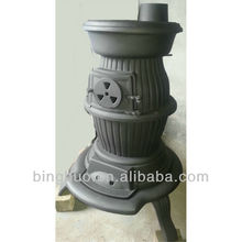 elegant heaters pot belly stove