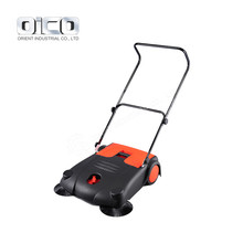 Small Street Sweeper, Electric Manual Street Sweeper, Mini Street Sweeper