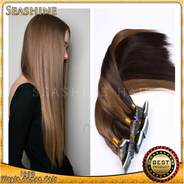 18 Inch Human Hair Tape Weftyuanwenjun