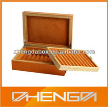HOTSALE Customized Made-in-China Hotsale Solid Wood Pens Packaging Box(ZDW13-P006)