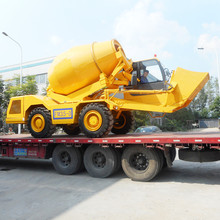 used truck concrete mixer/volume of a concrete truck