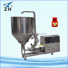 skin care products ointment cream emulsifier emulsifying pump for food toothpast vacuum homogenizing emulsifying making machine