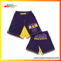 MMA Fight Gear/Custom MMA Shorts/Sublimation MMA Shorts
