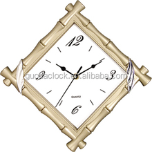 2013 new style fashion square Wall Clock