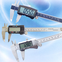 0 600mm Full LCD Digital Caliper