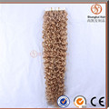Most Popular kinky curly double tape hair extensions 30 inch remy tape in hair extensions