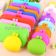 custom rubber silicone wallet key pouch silicone change purse/fashion trend silicone coin pouch,kids money pouch/coin case
