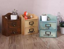 Wooden Craft ,household store box