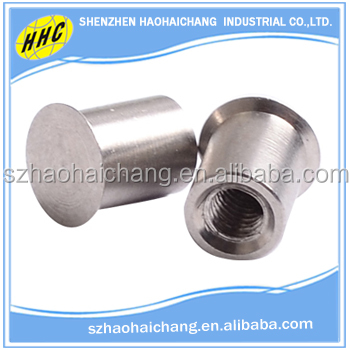 China Supplier Top Quality Titanium Chain ring Bolt Nut
