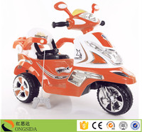 Cheap Price Safe 3 Wheels Electric Motorcycle For Children