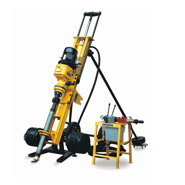 HQD110A Mining quarry use bore hole drilling machine