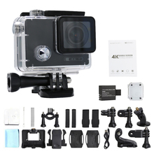 Hieha 4k action camera F80 2.0 LED 1080p HD 30M Waterproof sport camera xdv plus Multi colors