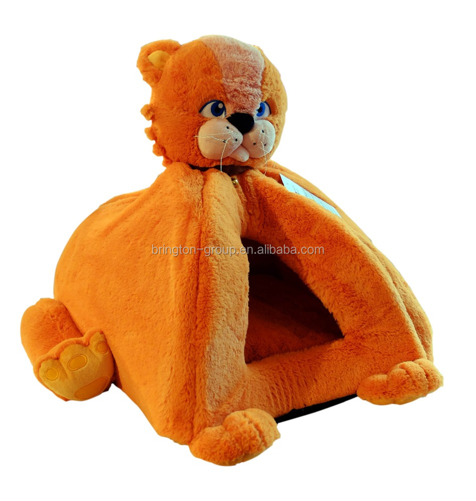 Plush Toy Animal of Cat Bed Pet