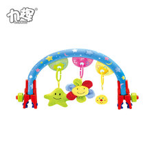 Taf toys baby tiny classic crib mobile arched bed bell