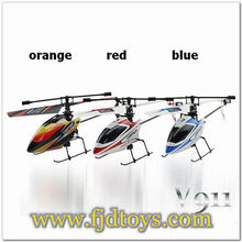 WLtoys helicopter 4CH single blade rc helicopter V911