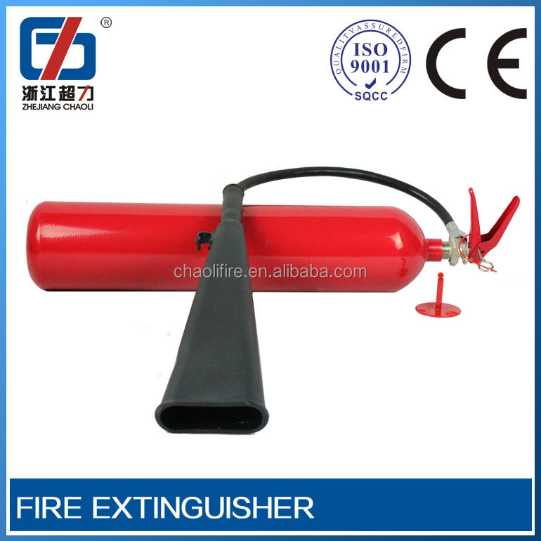 Carbon steel pvc hose for dry chemical fire extinguisher Extinguisher With ISO 9001 Certificate