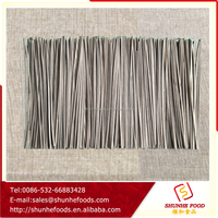 China supplier non fried organic soba noodles