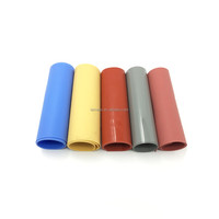 Factory Price Laimeisi Fiberglass Silicon Adhesive Backed Rubber Sheet 1mm