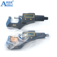 Electronic Micrometer Set Digital Micrometer Screw Gauge Price