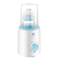 Hot Selling 4 In 1 Food Grade PP Portable Mechanical Baby Food And Bottle Warmer For Baby